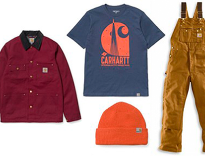 CARHARTT RELEASED A COOL AUTUMN-WINTER COLLECTION